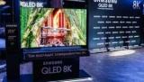 Samsung представила телевизор с искусственным интеллектом QLED 8К