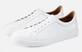 Как очистить белые кроссовки из ткани вручную?