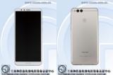 TENAA раскрыл характеристики смартфона Huawei Honor 7X