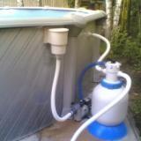 Зачем нужен и как действует песочный фильтр для бассейнов