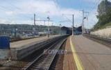 У Києві жінка потрапила під потяг