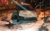У Києві підпалили авто, машина вибухнула