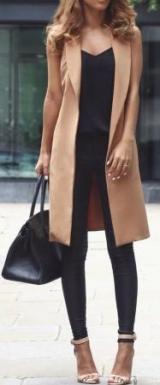 З чим носити жилет без рукавів: фото жіночих і чоловічих моделей, поради щодо створення ансамблів одягу