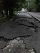 Після дощу нова дорога на Запоріжжя