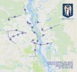 У Києві хочуть дозволити 80 км/год на 22 вулицях: список